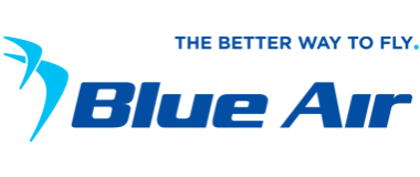 Blue Air logo mobile